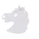 Reflector Horse white
