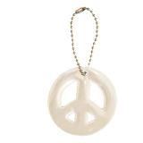 Reflector Peace white
