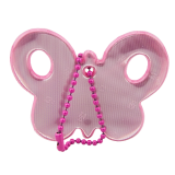 Reflector Butterfly Pink