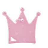 Reflector Prinsess Crown Pink