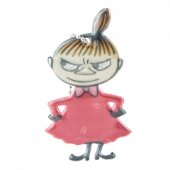 Reflector Moomin Little My