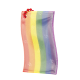 Reflector Rainbow flag