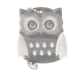 Owl in Gift box black/white