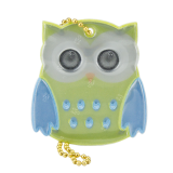 Reflector Owl Blue