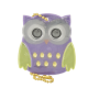 Reflector Owl Purple