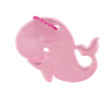 Reflector Whale pink