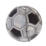 Reflector Football Black