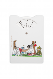 Parking disc Moomin Family