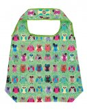 Bag Owls green