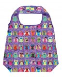 Bag Owls purple