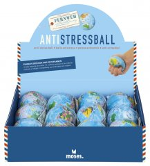 Stress Ball Planet Earth