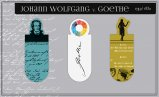 Magnetic Bookmark Goethe