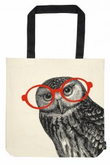 Bag Owl (Cotton)