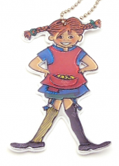 Reflector Pippi Longstocking