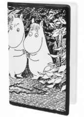 Moomin Black/White